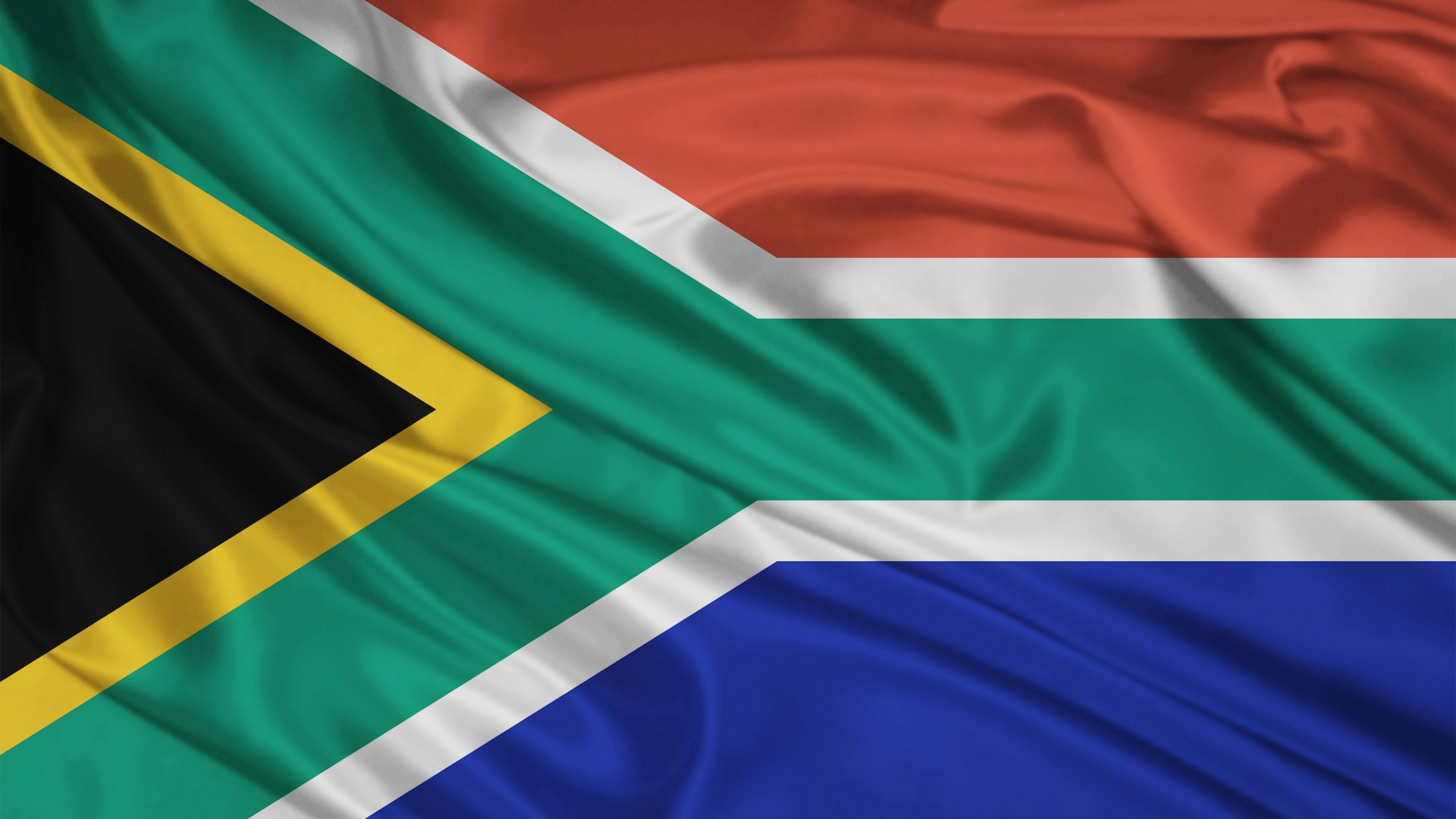 1920x1080 South Africa Flag Desktop PC And Mac Wallpaper