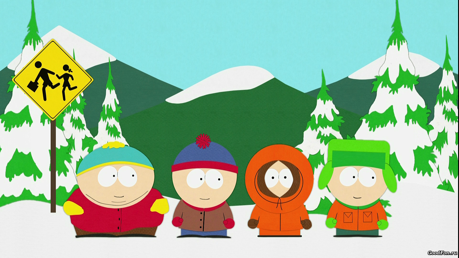1920x1080 South Park Desktop PC And Mac Wallpaper