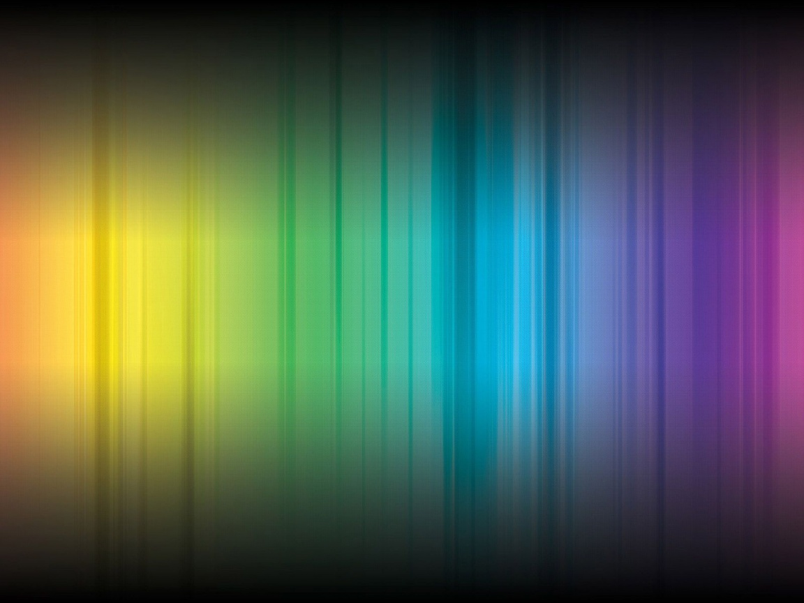 1152x864 Spectrum of Light