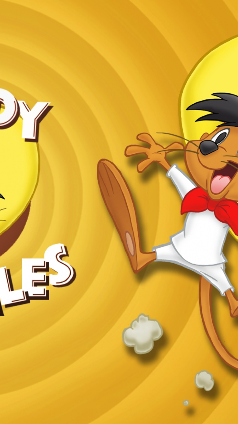 768x1366 Speedy Gonzales One