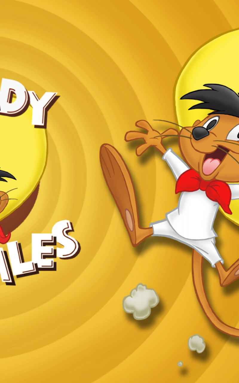 800x1280 Speedy Gonzales One