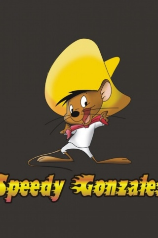 320x480 Speedy Gonzales Two