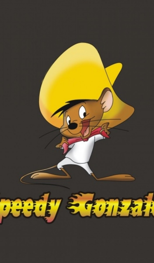 600x1024 Speedy Gonzales Two