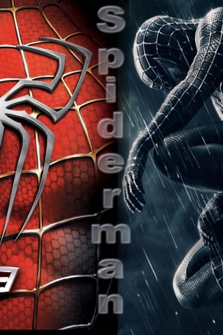 320x480 Spiderman