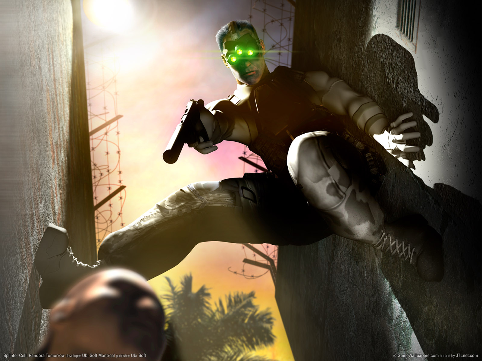 splinter cell pandora tomorrow wallpaper - photo #7