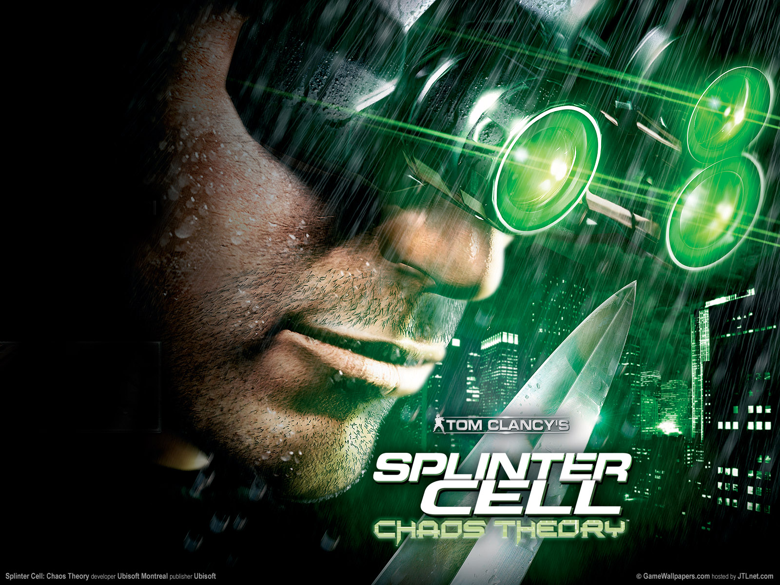 Download Splinter Cell : Chaos Theory   Game Master