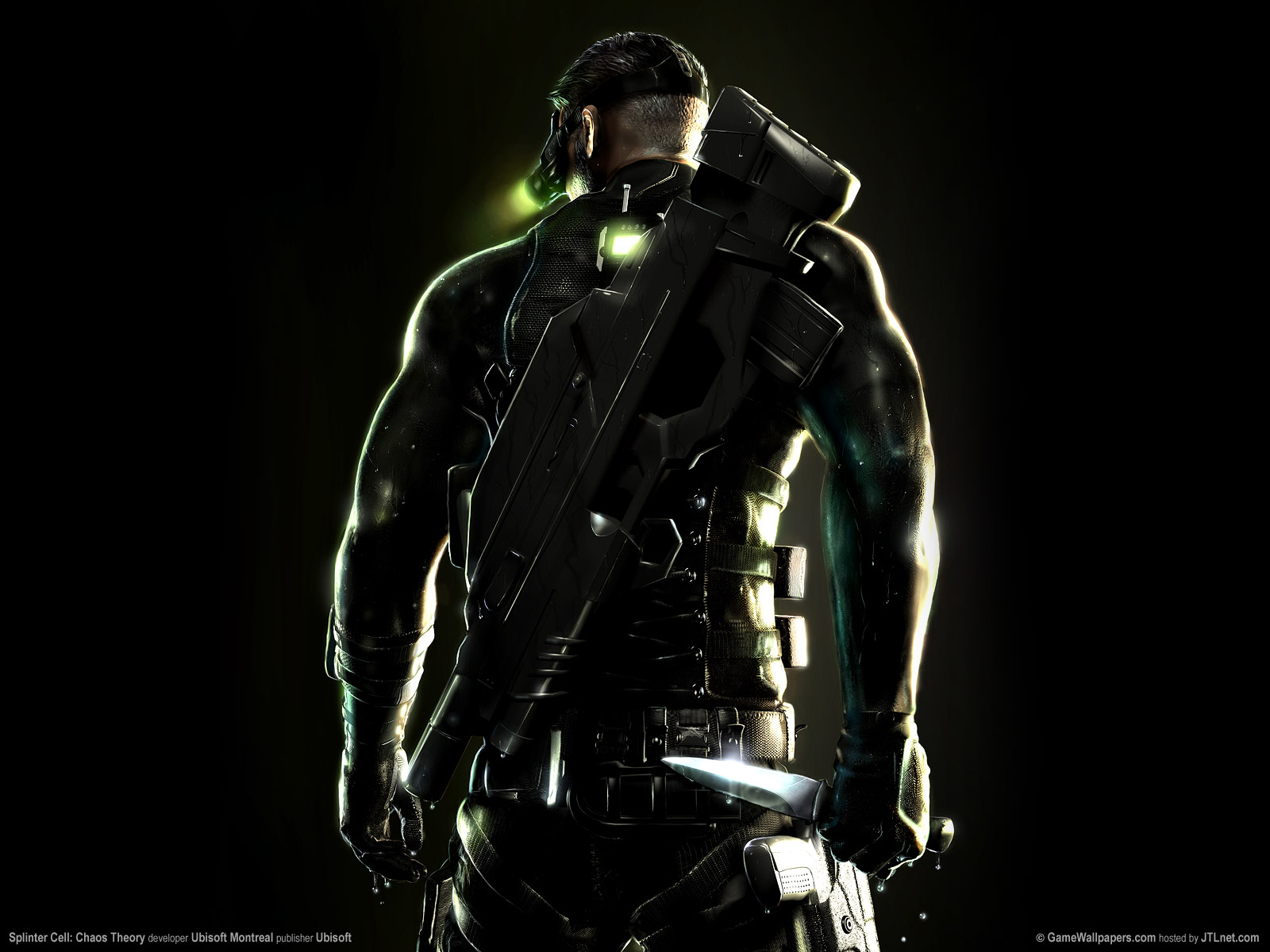1600x1200 Splinter Cell: Chaos Theory desktop PC and Mac ...