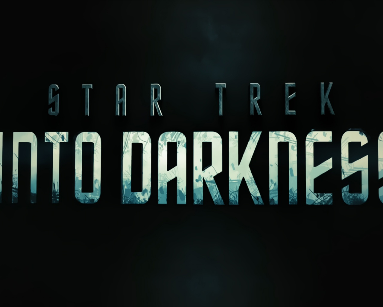 1280x1024 Star Trek Into Darkness Poster desktop PC and ...