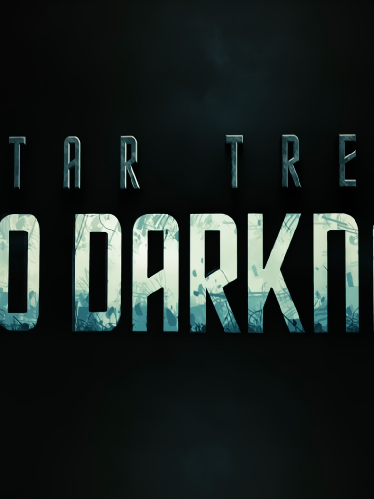 768x1024 Star Trek Into Darkness Poster Ipad Wallpaper