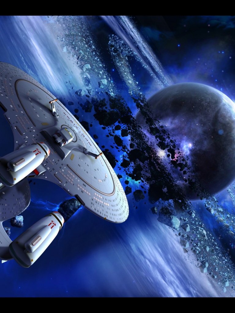768x1024 Star Trek Online Ipad Wallpaper