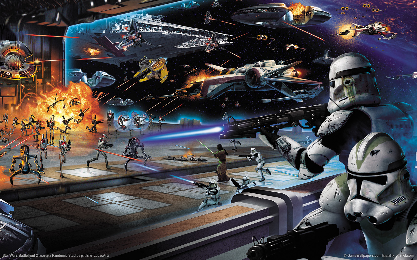 star wars battlefront 2 wallpapers star wars battlefront 2