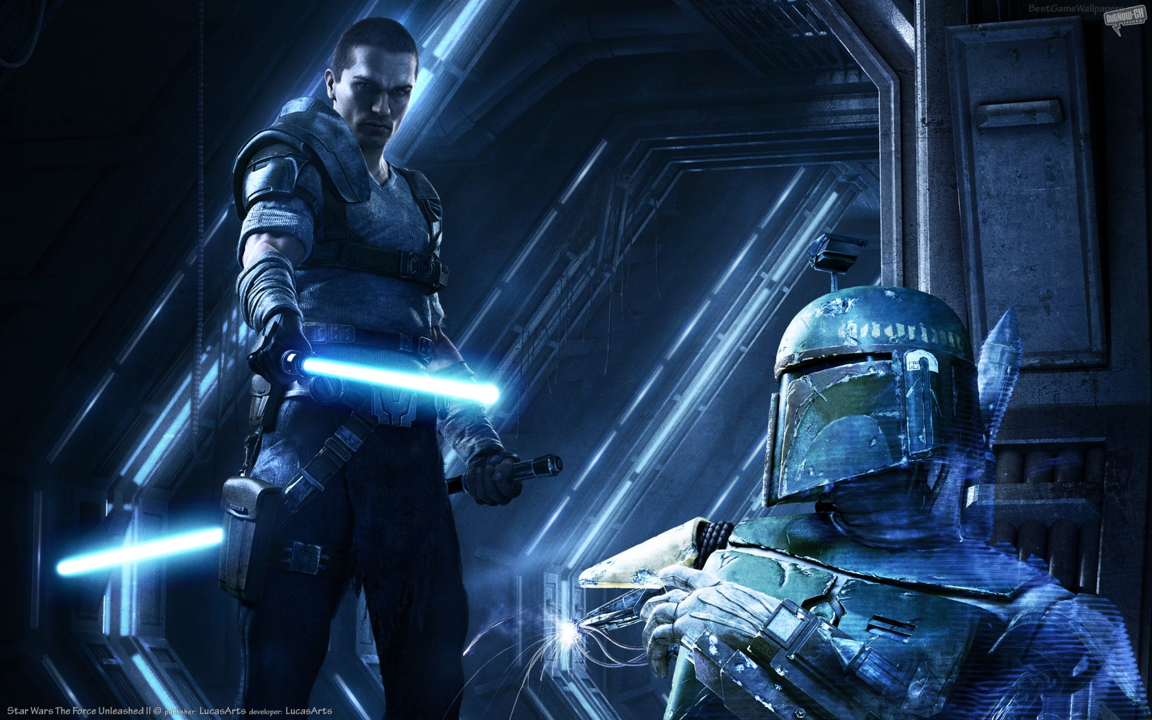 1680x1050 Star Wars Force Unleashed 2 Desktop Pc And Mac Wallpaper