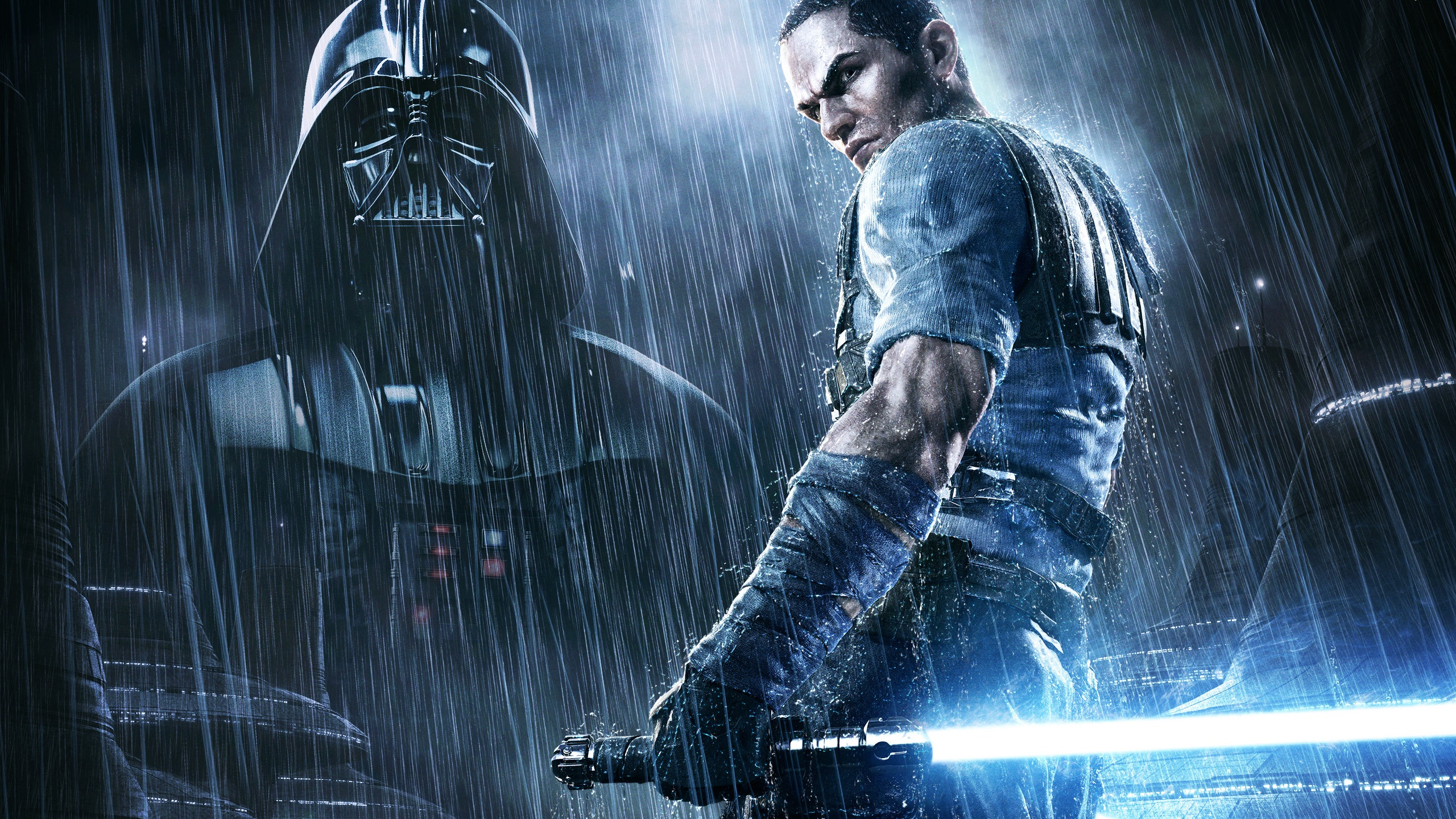 2560x1440 Star Wars: Force Unleashed 2 desktop PC and Mac ...