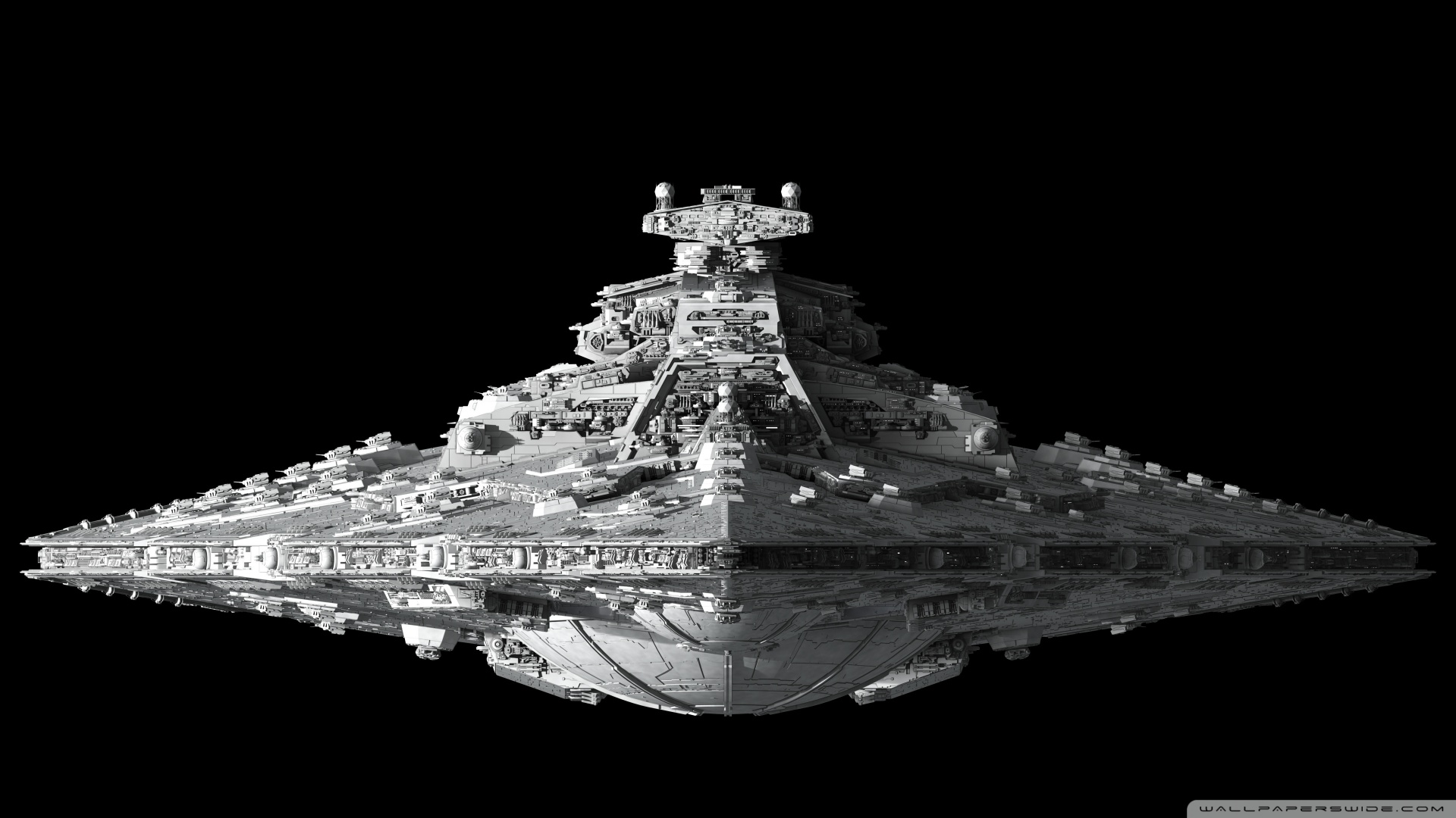 1920x1080 Star Wars Destroyer desktop PC and Mac wallpaper