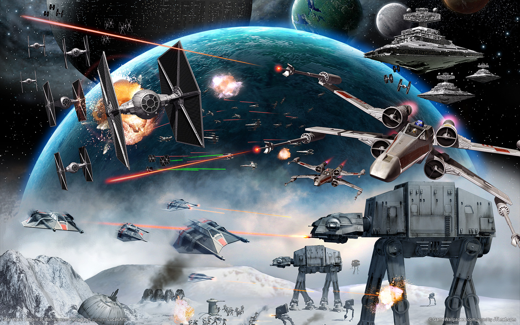 1680x1050 star wars empire at war desktop pc and mac wallpaper