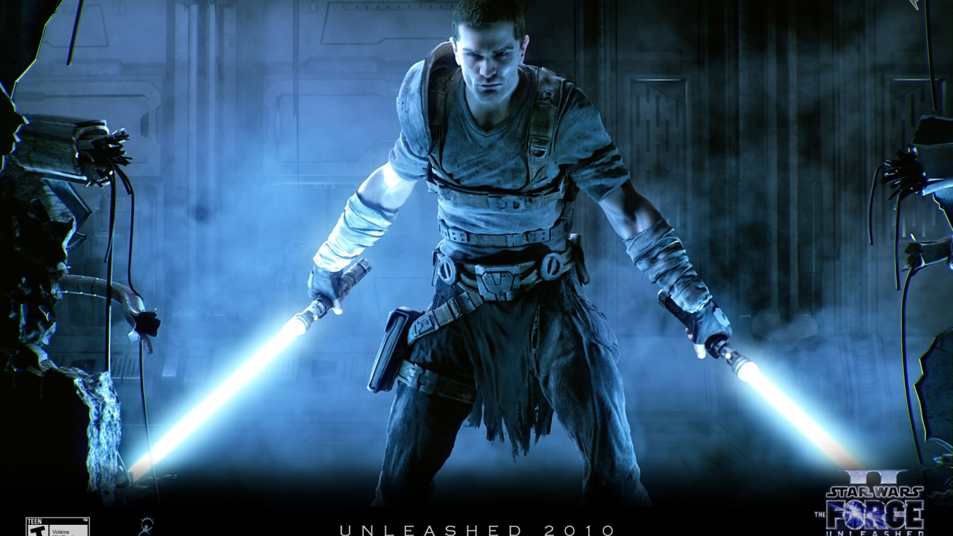 1366x768 Star Wars: Force Unleashed 2 desktop PC and Mac ...
