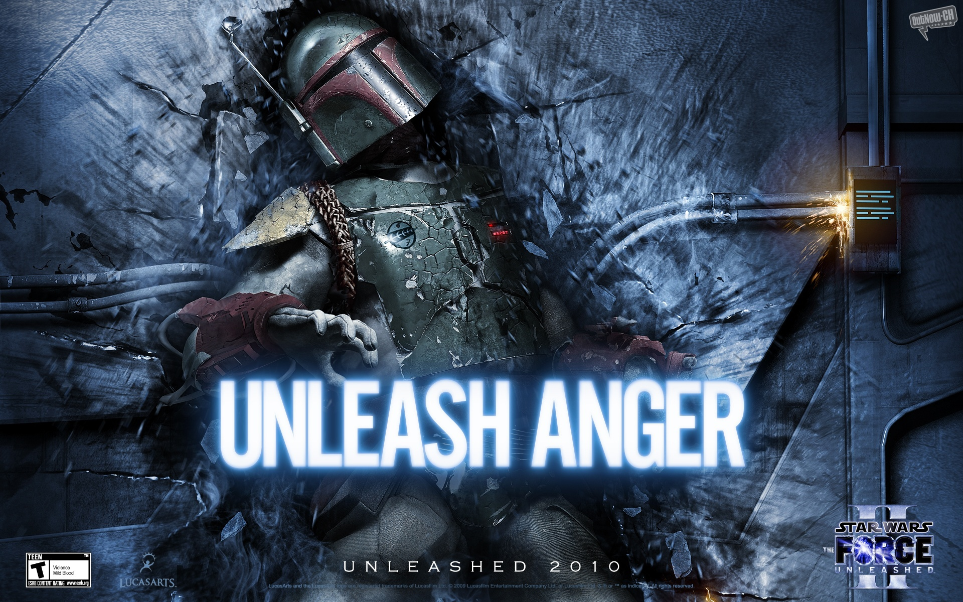 Star Wars The Force Unleashed 2 Wallpapers: Star Wars: Force Unleashed 2 Wallpapers
