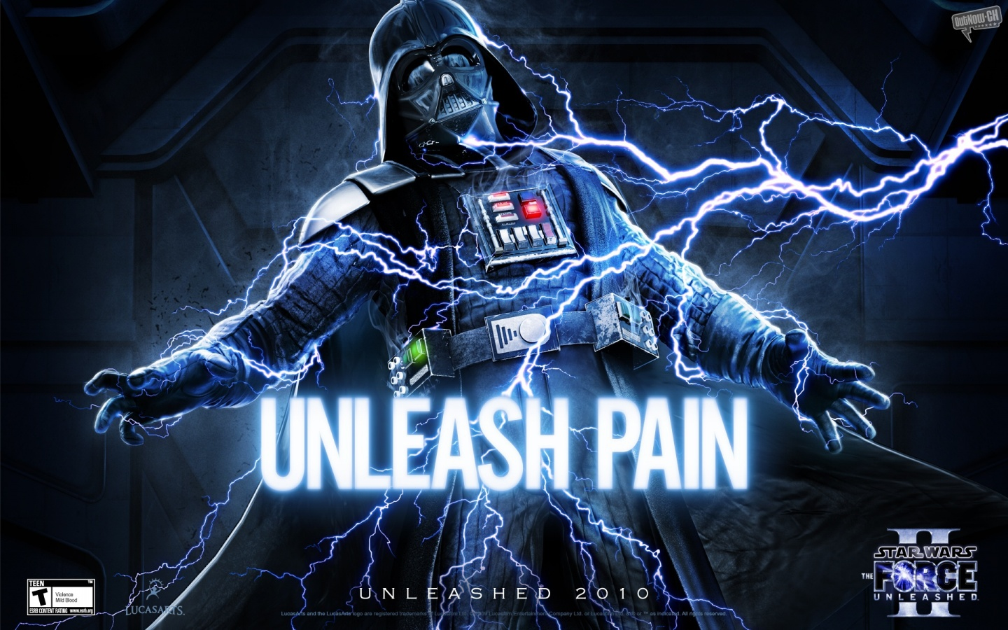 1440x900 Star Wars: Force Unleashed 2 desktop PC and Mac ...