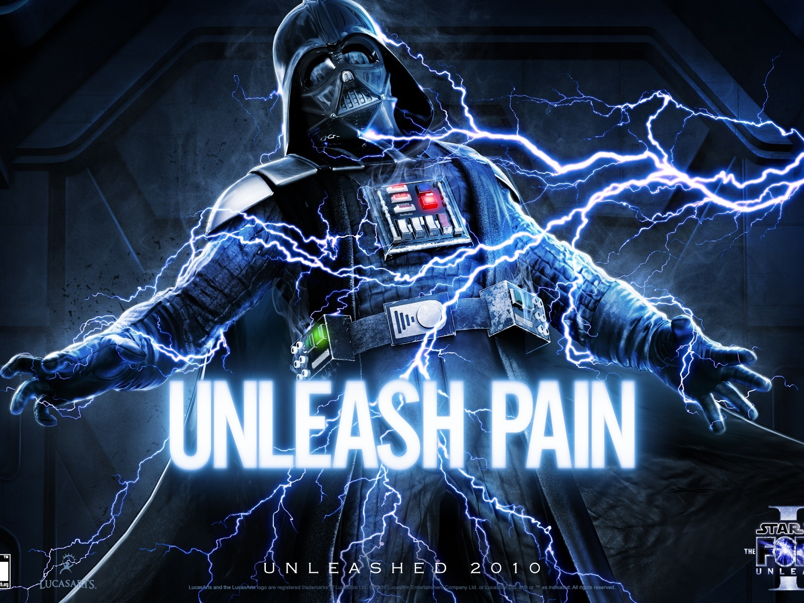 1600x1200 Star Wars: Force Unleashed 2 desktop PC and Mac ...