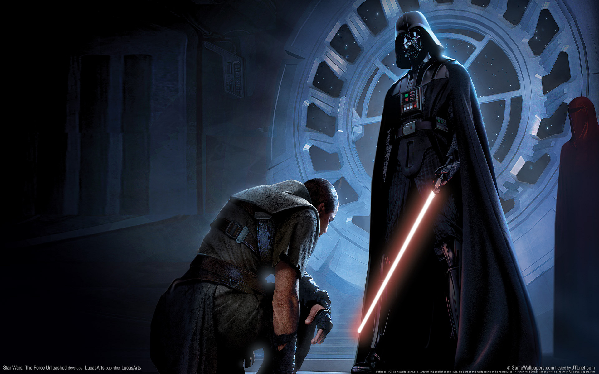 1920x1200 star wars force unleashed desktop pc and mac wallpaper