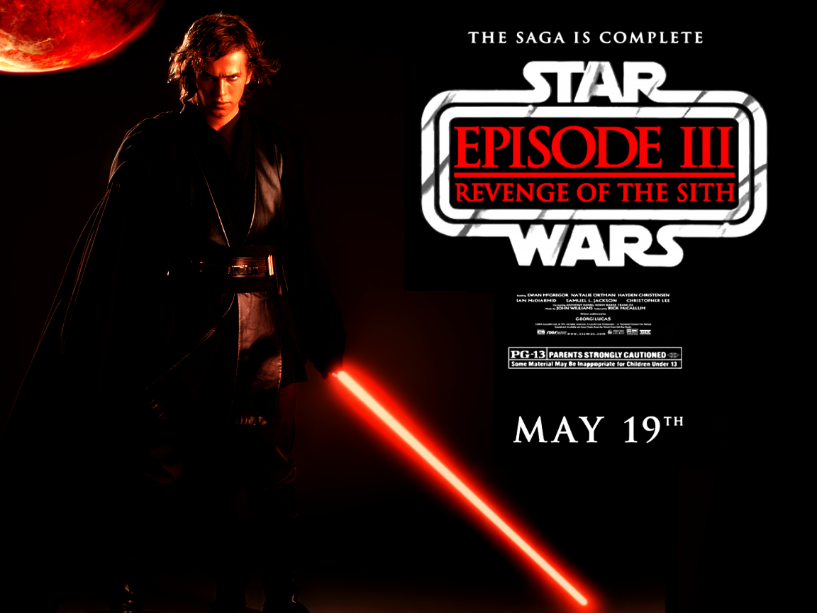 Star Wars Revenge Of The Sith Wallpaper Phone