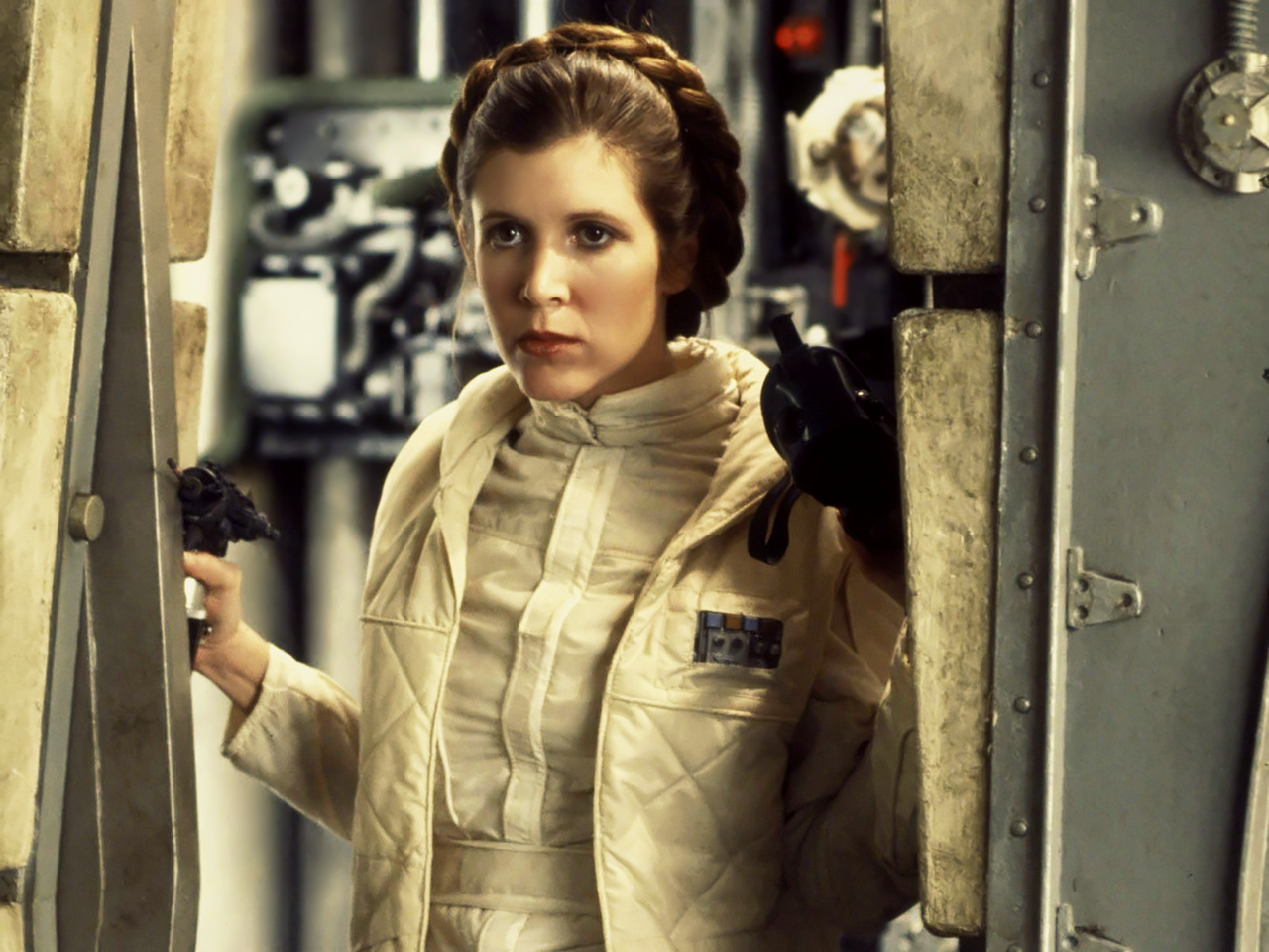 Princess Leia From Star Wars