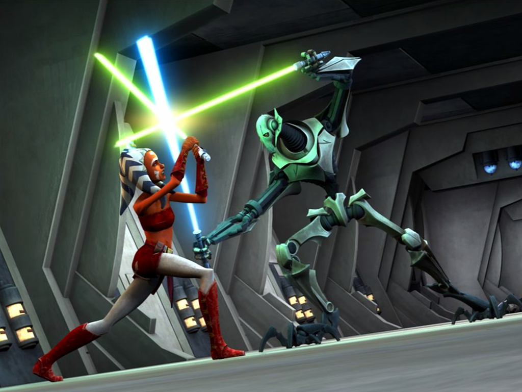 1024x768 starwars: the clone wars desktop pc and mac wallpaper