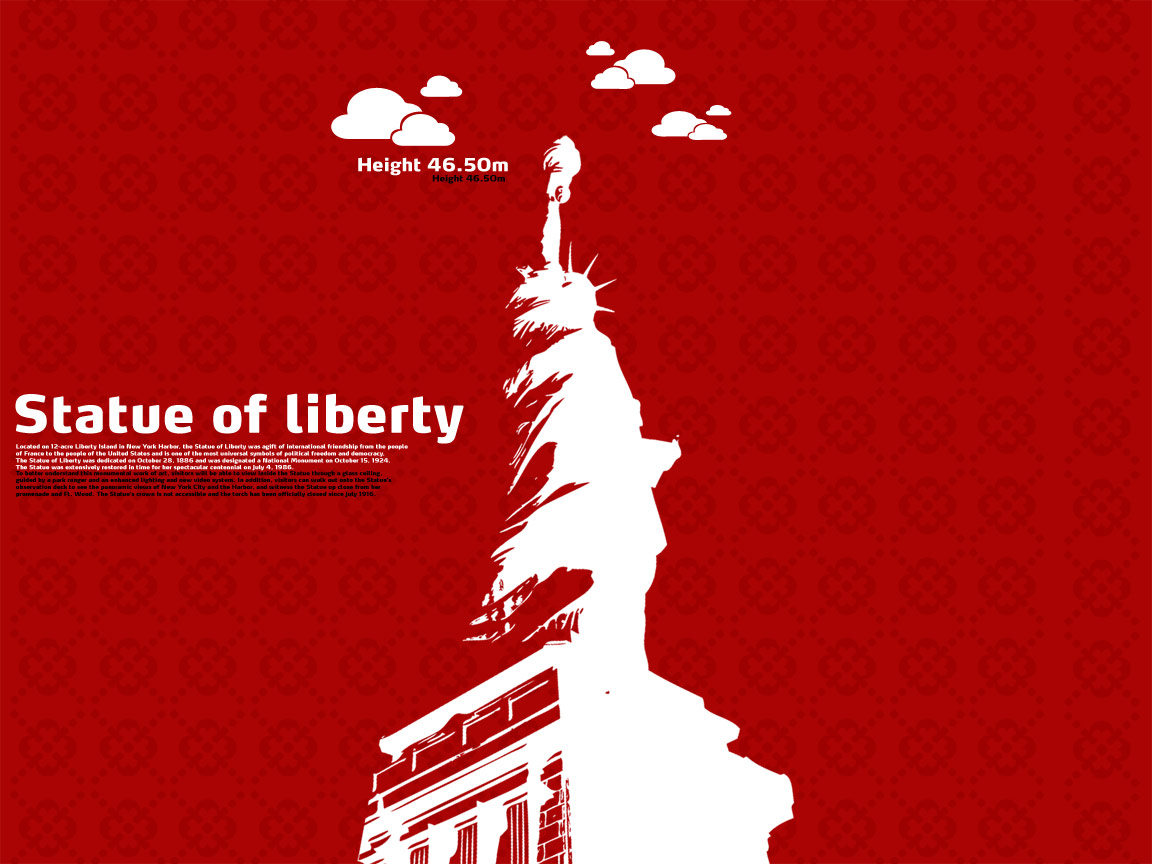 1152 Statue of liberty desktop wallpapers and stock photos