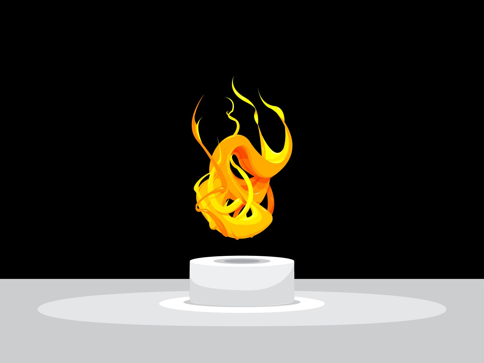 still flame wallpapers | still flame stock photos, Powerpoint templates