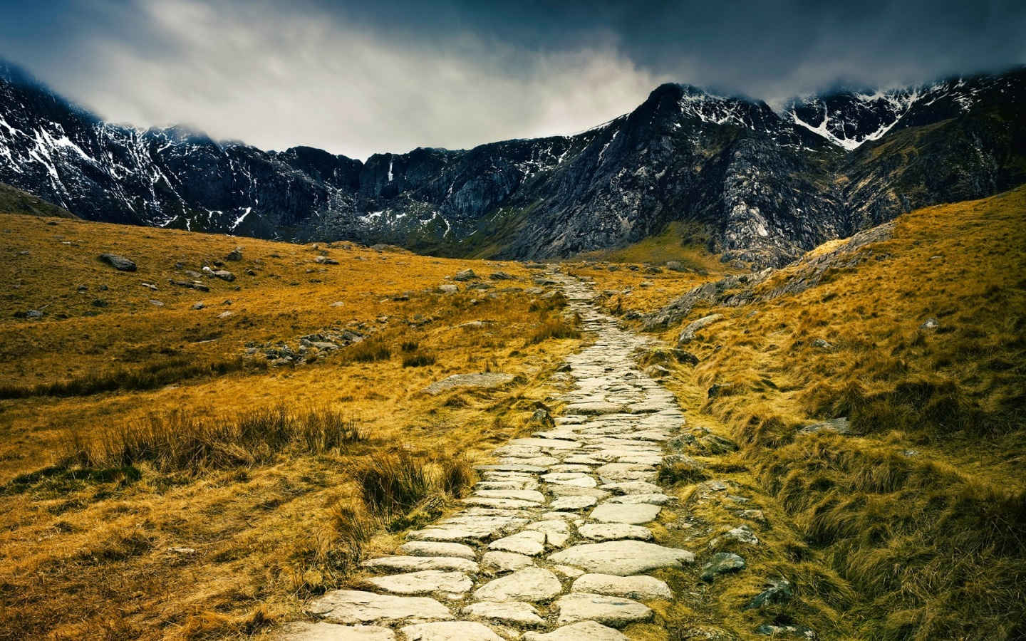 stone path wallpaper - photo #1