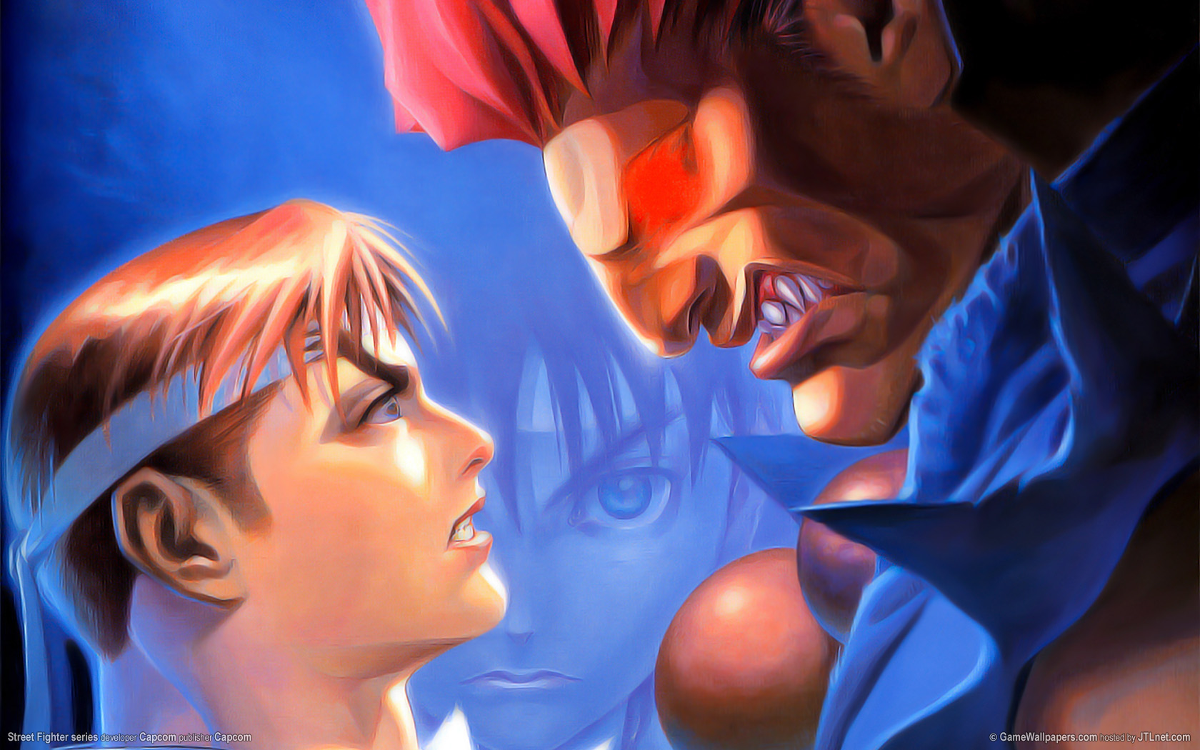 Street fighter wallpapers street fighter stock photos - Street fighter wallpaper akuma ...