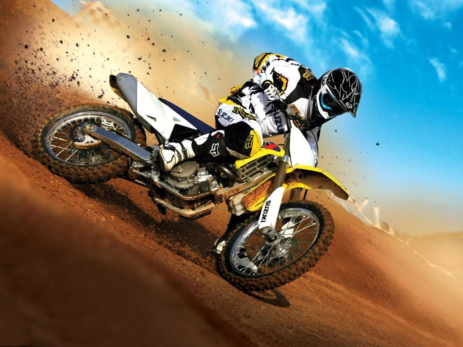 1600x1200 super dirt bike desktop pc and mac wallpaper