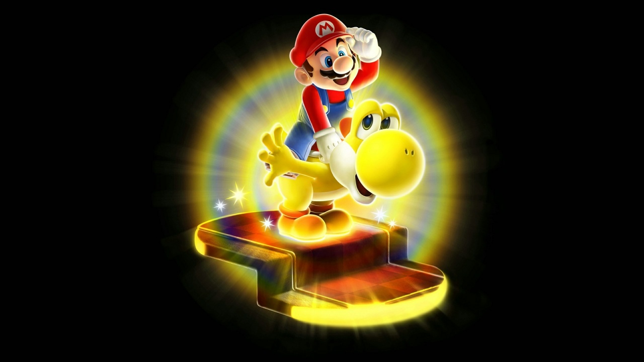 super mario galaxy 2 wallpapers