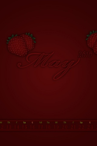 320x480 Sweet-Strawberries