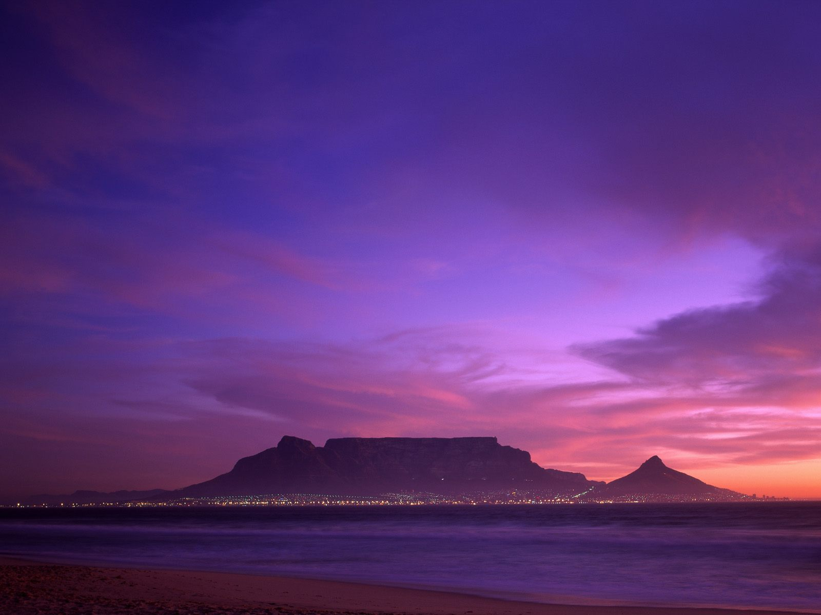 1600 Table Mountain desktop wallpapers and stock photos
