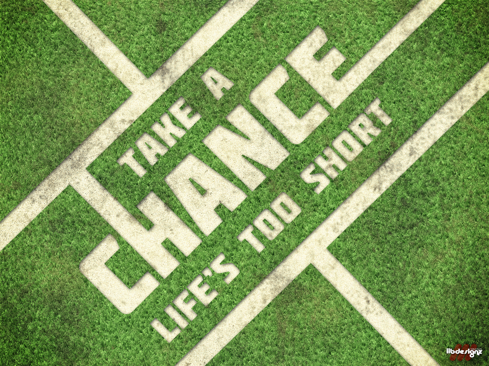1600x1200 Take A Chance desktop PC and Mac wallpaper