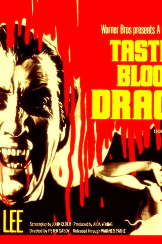 320x480 Taste The Blood Of Dracula Iphone 3g Wallpaper