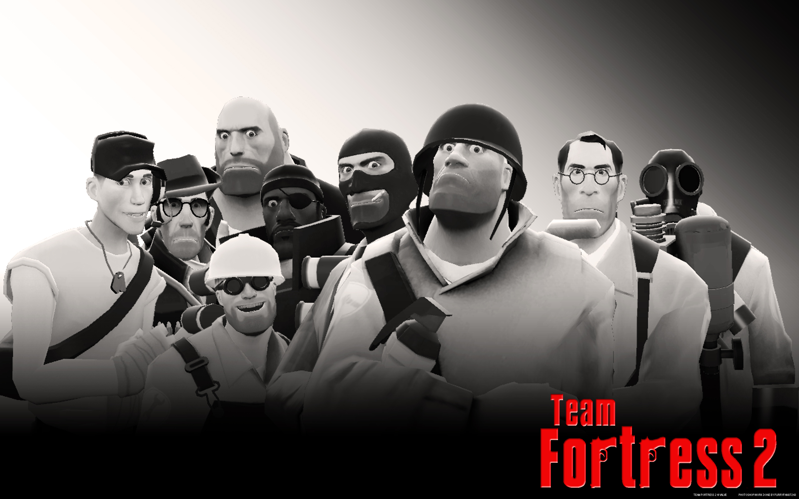 2560x1600 Team Fortress 2 desktop wallpapers and stock photos