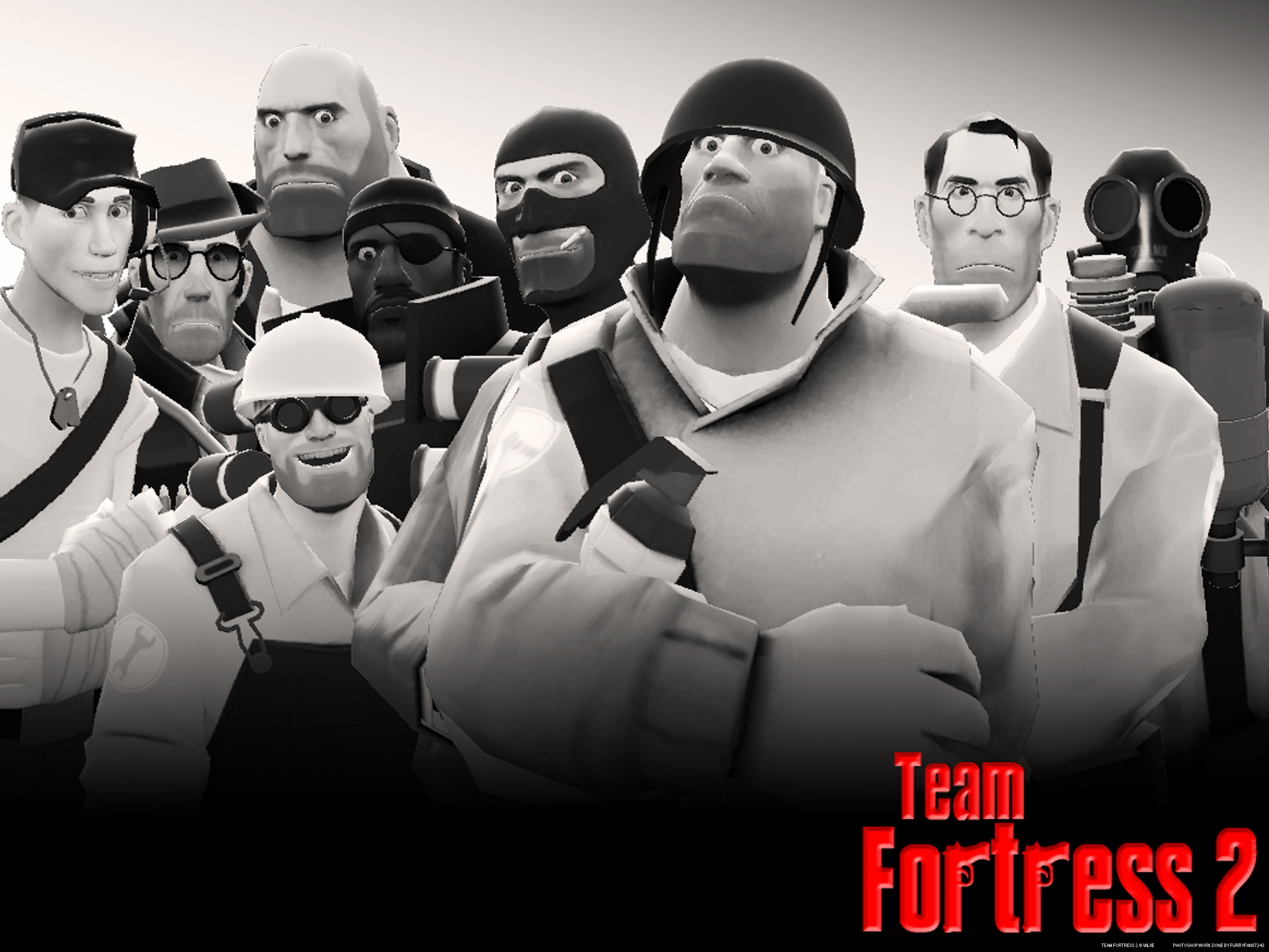 2560x1920 Team Fortress 2 desktop wallpapers and stock photos