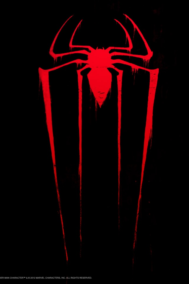 640x960 The Amazing Spider Man Iphone 4 Wallpaper