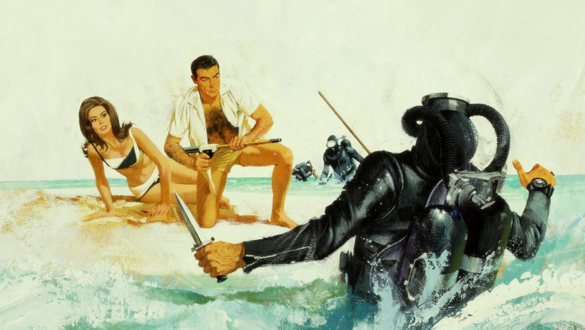James Bond: Thunderball (1965) Online - Greek Subs