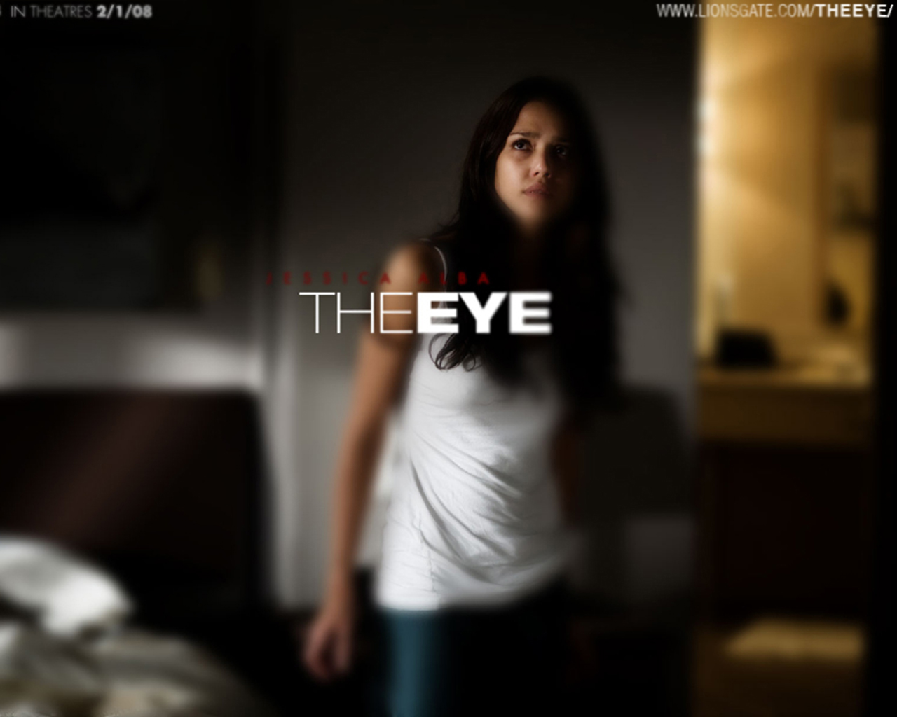 1280x1024 The Eye Movie