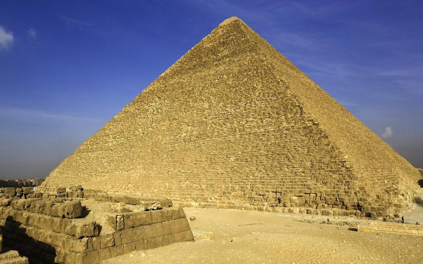 1440x900 the great pyramid at giza egypt desktop pc and for Home wallpaper egypt