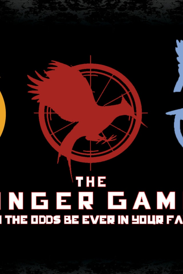 640x960 The Hunger Games, movie, movies