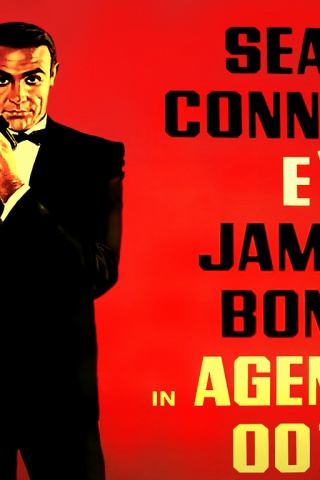 320x480 the illustrated james bond iphone 3g wallpaper - James bond wallpaper iphone 5 ...