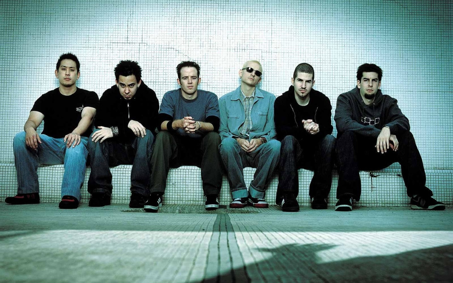 1440x900 The Linkin Park