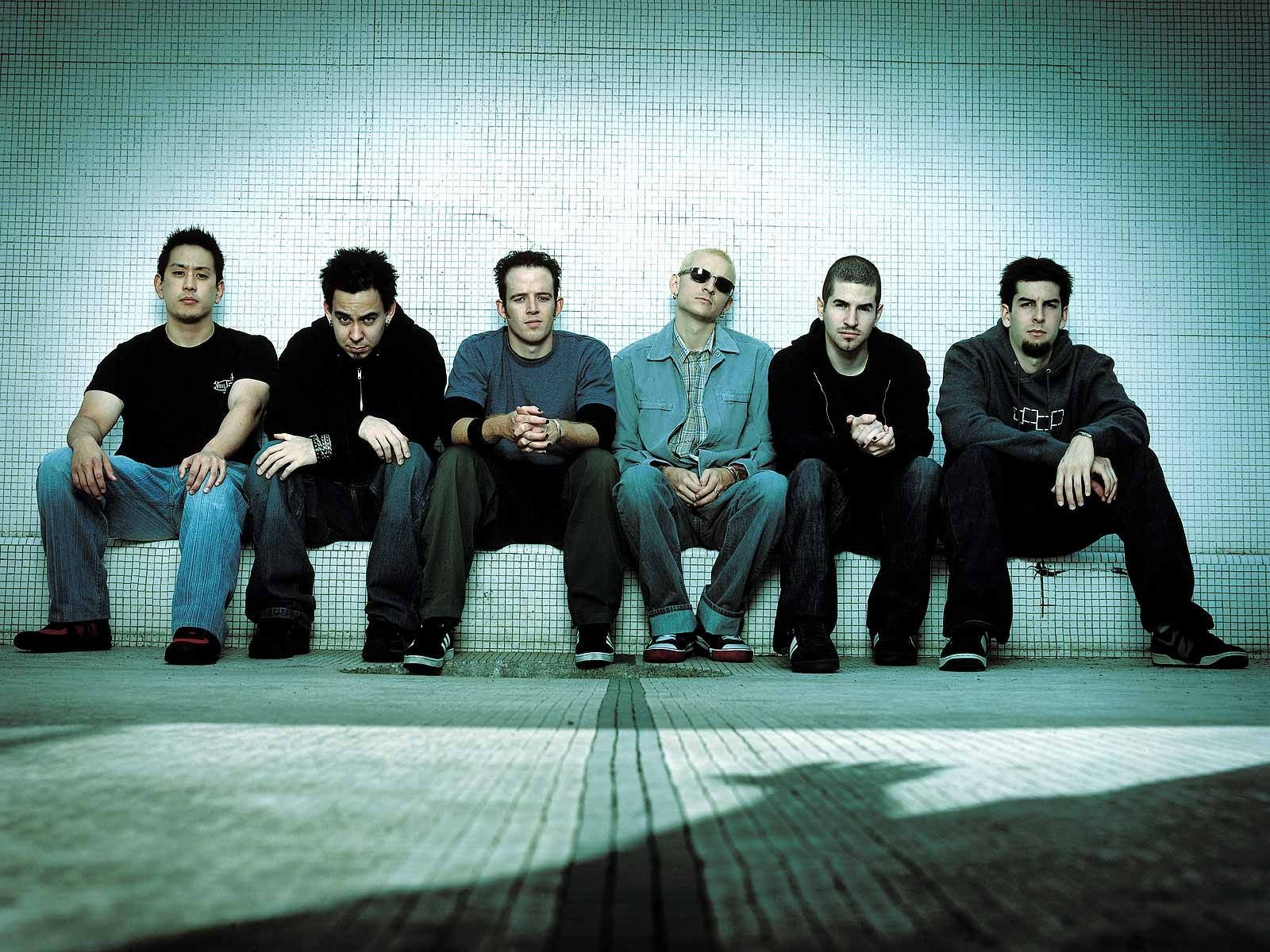 1600x1200 The Linkin Park