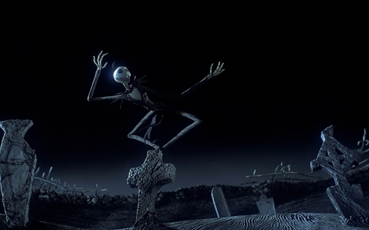 1440x900 The Nightmare Before Christmas Character desktop PC and Mac ...
