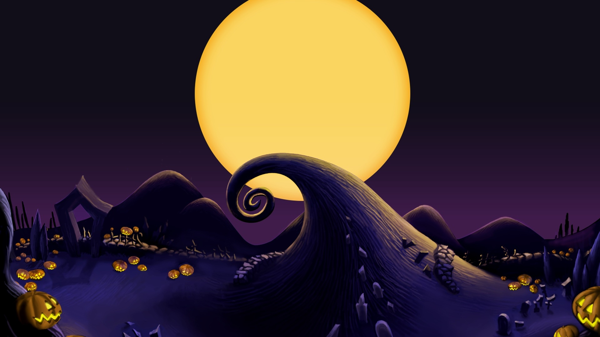 Nightmare Before Christmas Wallpaper pictures