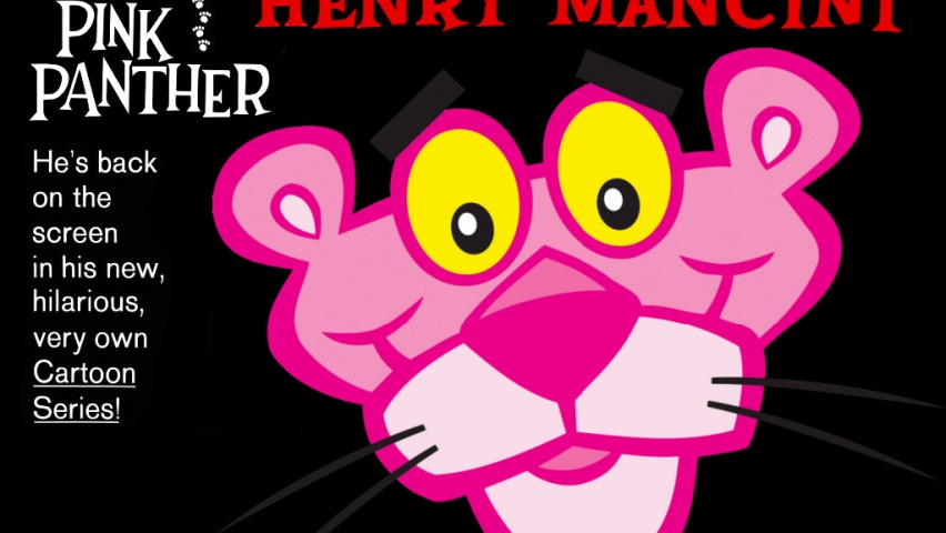 852x480 The Pink Panther Desktop PC And Mac Wallpaper
